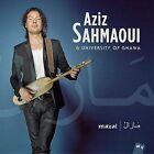 Aziz Sahmaoui & University of Gnawa Mazal CD