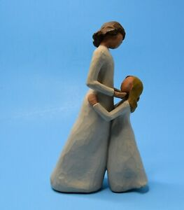 Willow Tree Mother and Daughter Figurine by Susan Lordi Demdaco