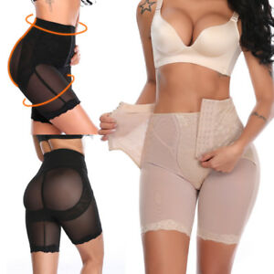 a3db773cde5e0 Image is loading UK-Womens-Seamless-Underwear-Pelvis-Corrector-Thigh-Slimmer -