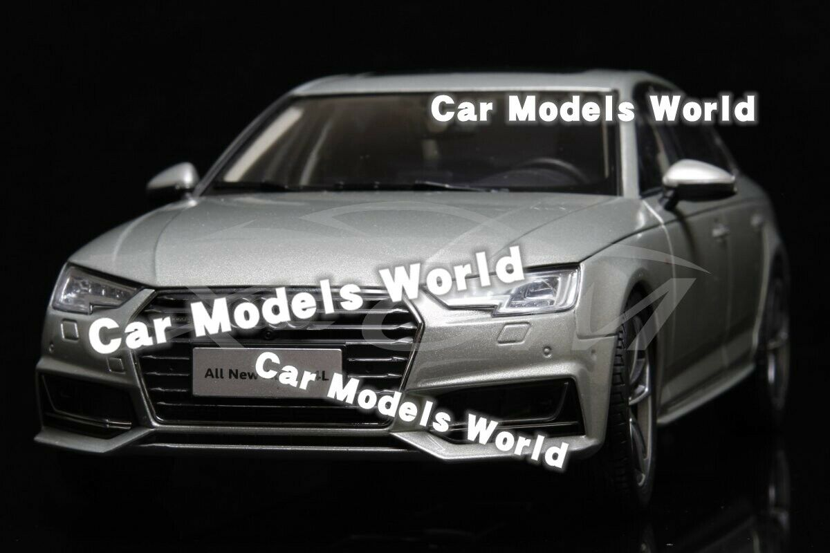 entrega rápida Modelo de coche para todo nuevo A4L 2017 1 18 18 18 (oro) + Regalo Pequeño     mejor vendido