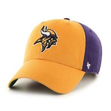 item 1 New NWT 47 Brand Minnesota Vikings Flagstaff Clean Up Adjustable Hat  Cap -New NWT 47 Brand Minnesota Vikings Flagstaff Clean Up Adjustable Hat  Cap 542767832280