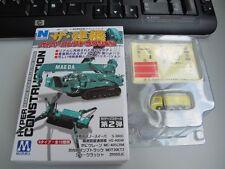 Hino Kato Toyota Dyna street sweeper model 1/150 N Scale free shipping