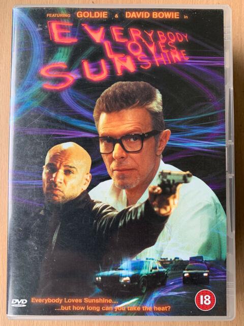 Everybody Loves Sunshine DVD aka BUSTED ~ 1999 British Crime Film w/ David Bowie