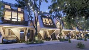Increíble casa de 1 hab. con skyview y alberca propia en Tulum P3455