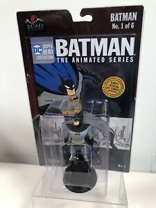 Dc Collectables Batman Animated Series Batman 1 Of 6 With Figure Sealed Uk Ebay