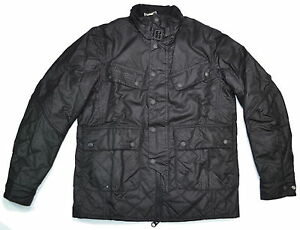 BARBOUR-INTERNATIONAL-Trail-Quilt-Waxed-Cotton-Jacket