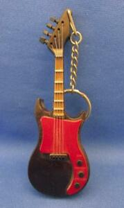 Electronic-Guitar-Keychain-Plays-Several-Different-Tunes