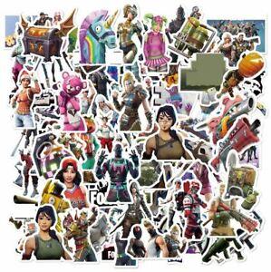 Fortnite-Game-Wall-Sticker-Decal-Mural-Gamer-Art-Stickers-Bedroom-Room-Decor-Kid