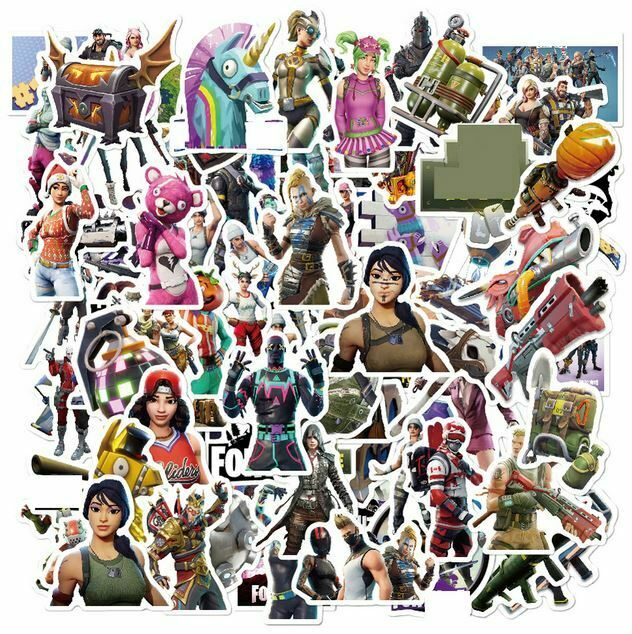 Wall Art Mural Gamer Decor Game Controllers Gaming Play Room Decor Decal #1013d