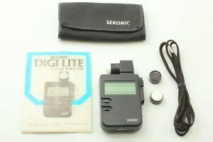 [NEAR MINT] Sekonic L-318B Digital Exposure Light Meter From Japan