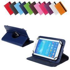 Tasche Hülle Schutzhülle für 7 Zoll Tablet PC Cover 360° Case Universal Einband