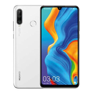 HUAWEI P30 LITE 128GB+4GB RAM TELEFONO MOVIL LIBRE SMARTPHONE BLANCO WHITE 4G