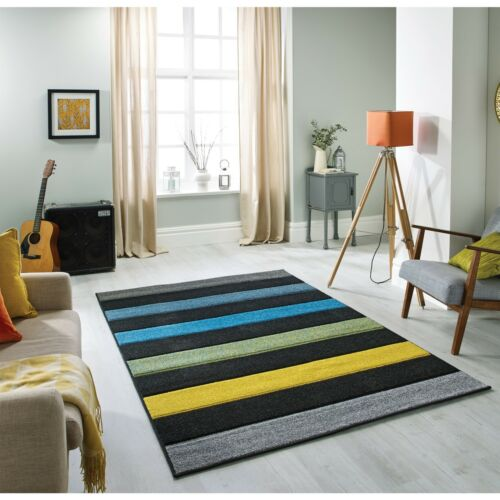 Large Living Room Rug Mat Runner Carpet Hallway Bedroom Abstract Thick Soft mat