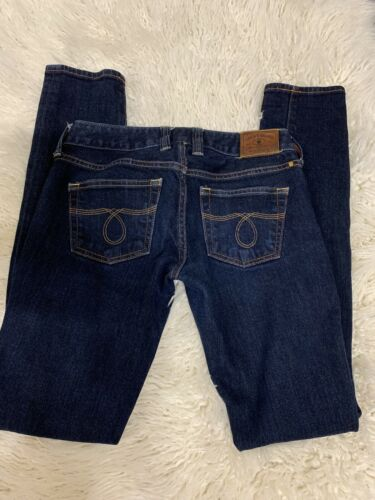00 24 marque la taille haute taille Lucky Jeans skinny de Lola d pantalon 8RAxwaq0