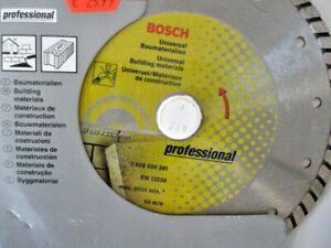 Bosch professional Diament Trennscheibe Universal Baumaterialien 180 mm  (CO36)