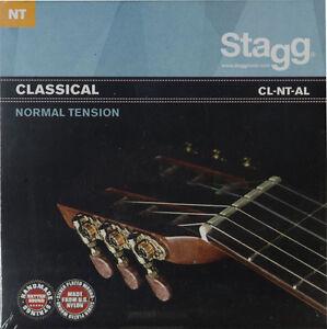 Gitarrensaiten-fuer-Konzert-Klassik-Gitarre-Nylon-Saiten-6er-Satz-Saiten-Seiten