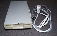 Atari 520 1040 ST STE Mega computer Cumana External 720K DS DD Floppy Disk Drive