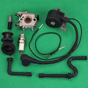 Carburateur-Bobine-D-039-allumage-Carb-Kit-Pour-STIHL-024-026-MS240-MS260-WT-194