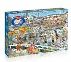 Gibsons Jigsaw Puzzle 1000 Pieces I Love Winter by Mike Jupp G7056