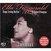 Sings Irving Berlin & Duke Ellington Songbooks, Ella Fitzgerald, Good Box set