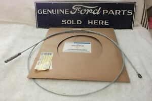 """Bruin Brake Cable 95369 Intermediate Ford fits 92-97 F350 161/"""" WB MADE IN USA"""