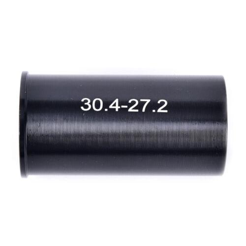 Bike Seat Tube Seatpost Reducing Sleeve Adapter Adjust Diameter 25.4-30.4 E/&F