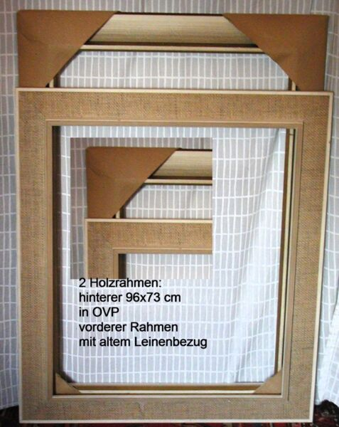 35 Bilderrahmen Ab 1950 Inkl.gehrungssäge Lux (anl), Sonderangebot.auswahl Mögl. PüNktliches Timing