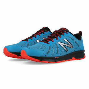 Detalles de New Balance Hombre 590v4 Sendero Correr Zapatos Zapatillas Azul  Deporte