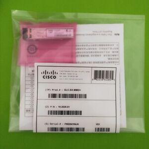 NEW-Cisco-GLC-SX-MMD-10-2626-01-V01-1000BASE-SX-SFP-Transceiver-Module
