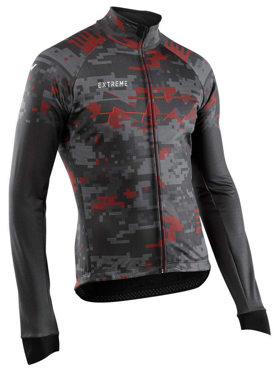 Chaqueta Invernal Northwave Extreme 2 Negro Rojo   Jacket Northwave EXTREME2 Blac  centro comercial de moda
