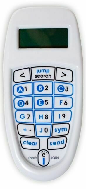 Model KGEN2EI Student Response Pad for Class EInstruction CPS Clicker Remote