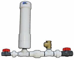 Hydraulic Ram Pump Ebay