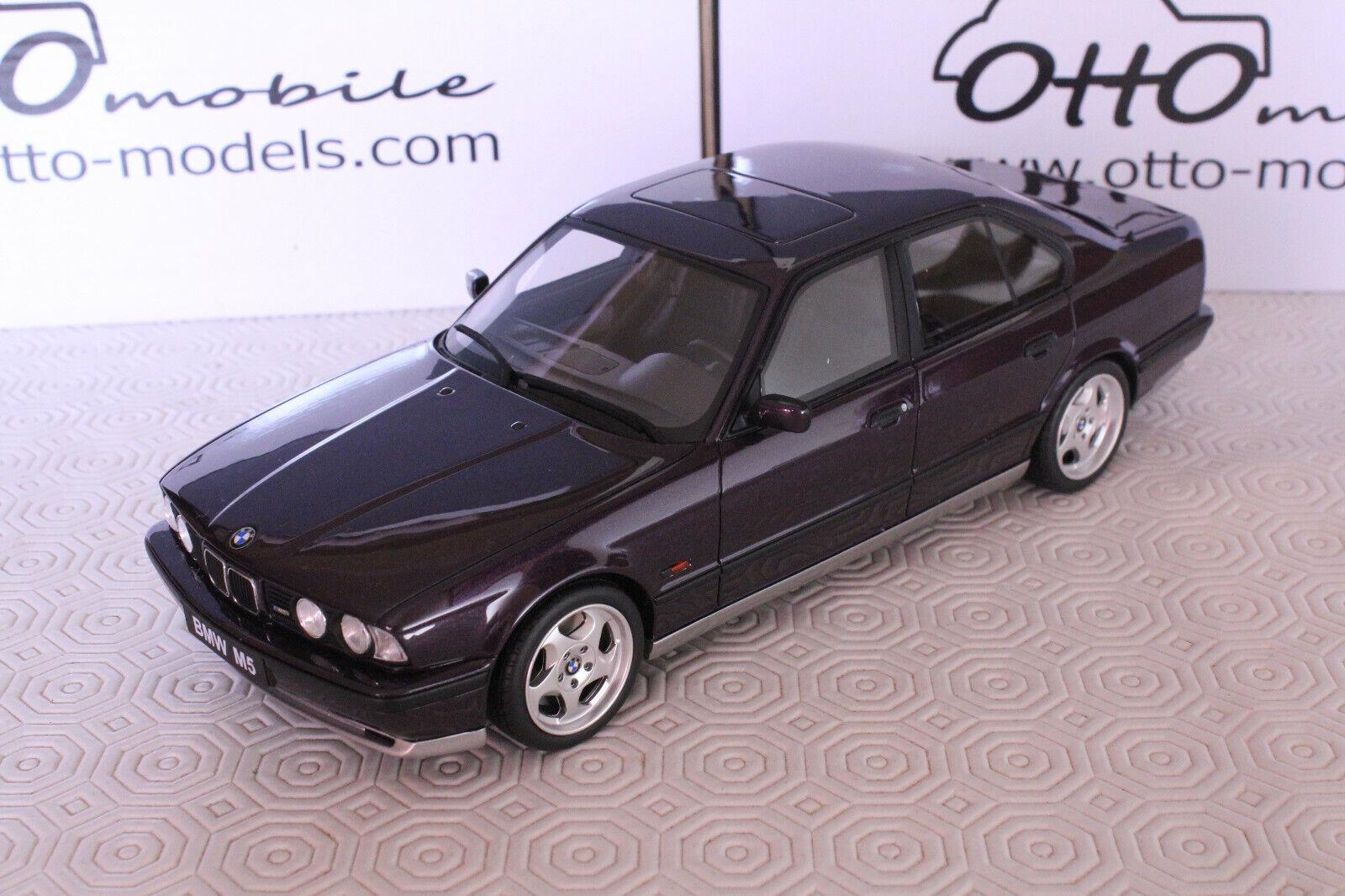 RARE - 1 18 OTTO BMW M5 e34 Daytona viola