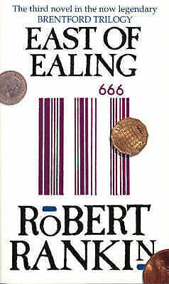 1 of 1 - NEW East of Ealing by Robert Rankin