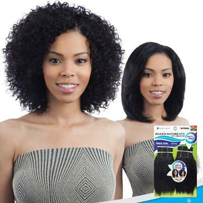 Shake-N-Go Naked 100% Human Hair Freedom Lace Part Wig
