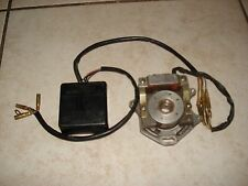 "YAMAHA TZ 250 5F7-11//COMPLETE ORIGINAL  IGNITION ""USED""///YEARS 82/83/84/85."