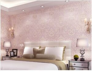 Image Is Loading Damask Contact Paper Mural Roll Self Adhesive Non