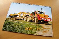 FORTSCHRITT Kalender 2021 rot   IFA ZT300  ZT323  E280  E512