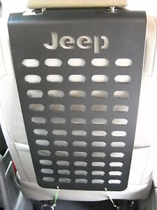 Jk Jeep 07 18 Molle Panel For Quot Front Quot Seat Ebay