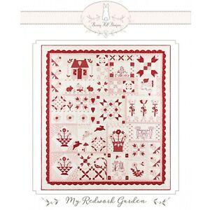 My-Redwork-Garden-Quilt-Pattern-by-Bunny-Hill-Designs-2146