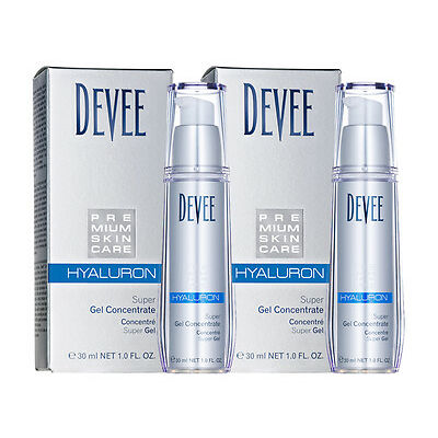 Devee Hyaluron Gel Superkonzentrat 2 X 30 ml Sparpack