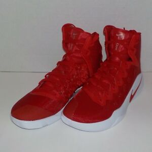 390e04e18e3c Nike HYPERDUNK 2016 TB High Basketball Shoes RED WHITE 844391 662 ...