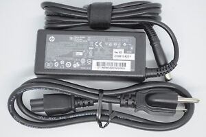 Details about Genuine HP EliteBook 2170p C1E69UT 65W AC Power Adapter  Laptop Charger
