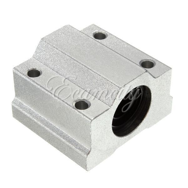 SC8UU SCS8UU 8mm Linear Motion Ball Bearing Slide Bushing Linear Shaft for CNC