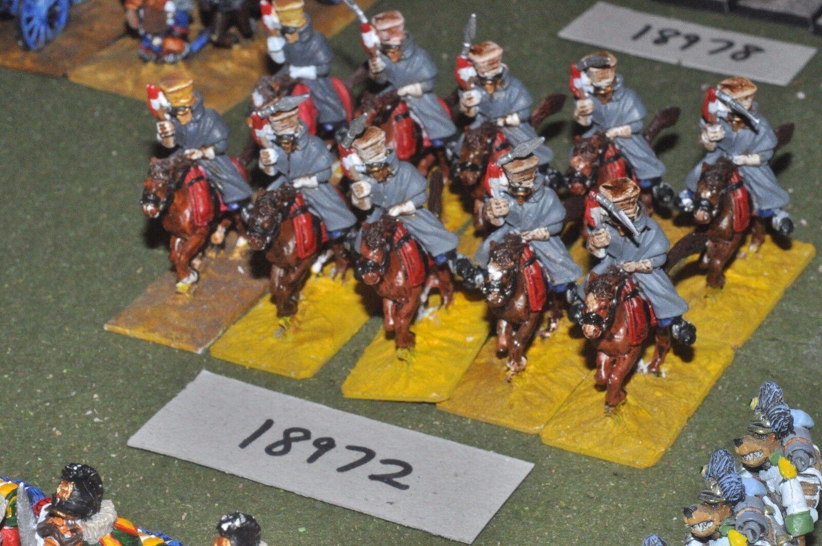 2008 flintloque fantasy - elf chevaulegers kavallerie kavallerie [16]] (10 18972)