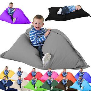 Kids-4-in-1-Bean-Bag-Indoor-Outdoor-Floor-Cushion-Big-Chair-Bed-Gaming-Beanbag