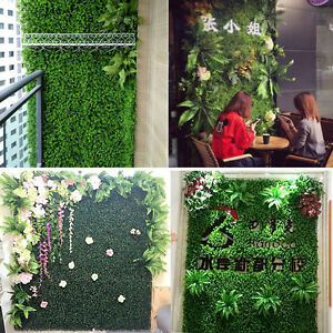 Charming Image Is Loading Fake Vertical Garden Screen Green Wall Hedge Plants