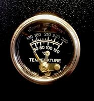 Lincoln Sa-250 Welder Murphy Temperature Gauge Bw351