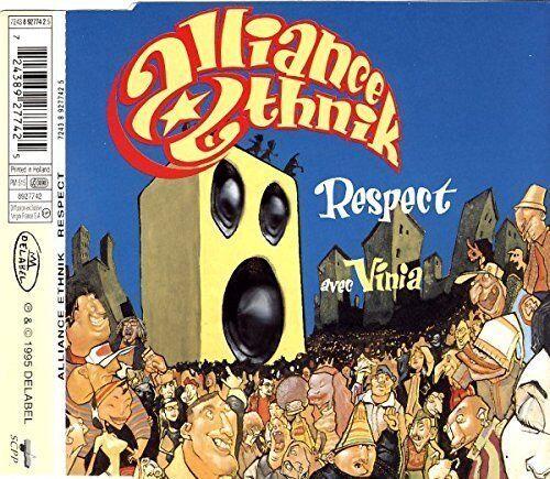 Alliance Ethnik Respect (1995, avec Vinia) [Maxi-CD]