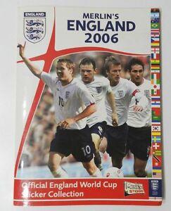 Coupe du monde de football 2006 album anglais complet de 448 stickers ebay - Coup du dragon en anglais ...